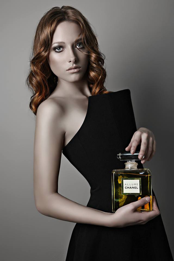 A-Salon Perfume Adverts