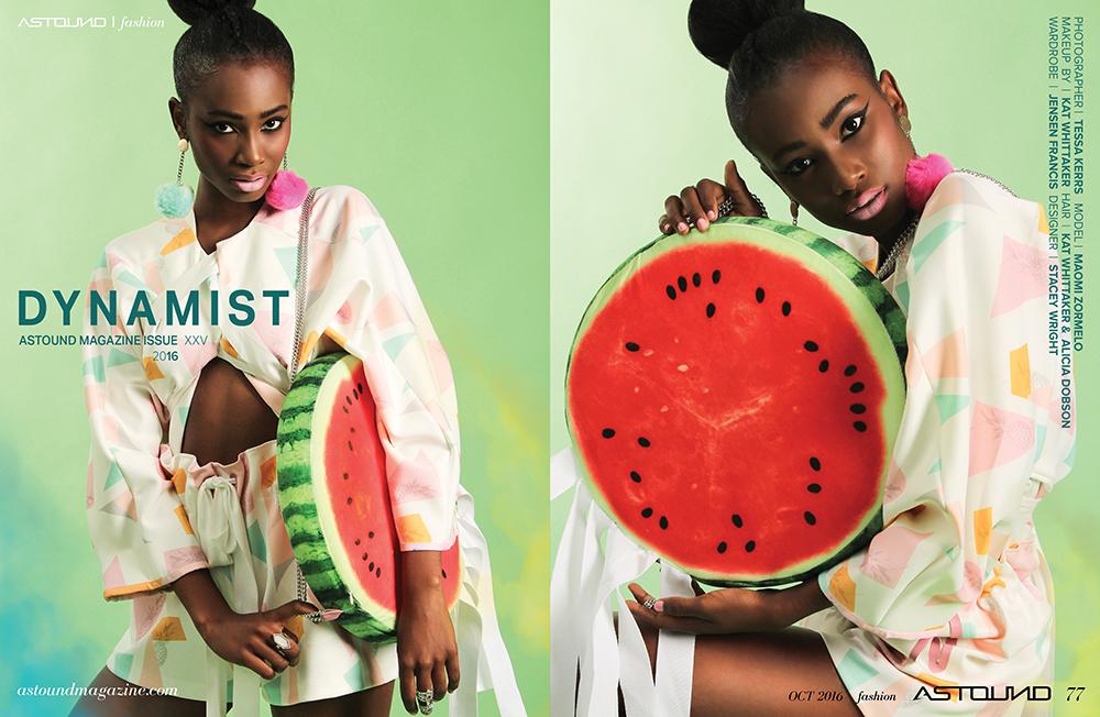 Astound Magazine - Dynamist