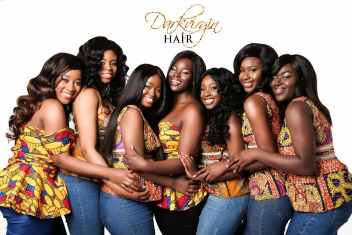 Dark Virgin Hair